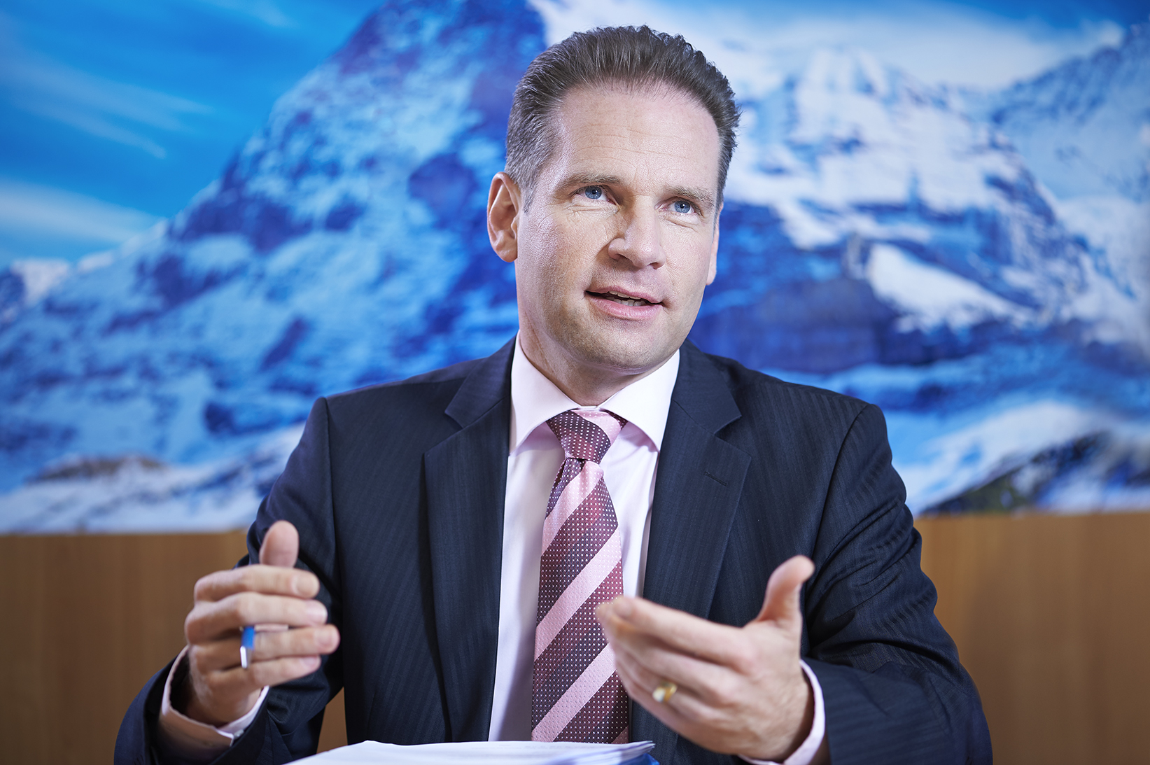 Oliver Zimmermann, Condair Group CEO'su