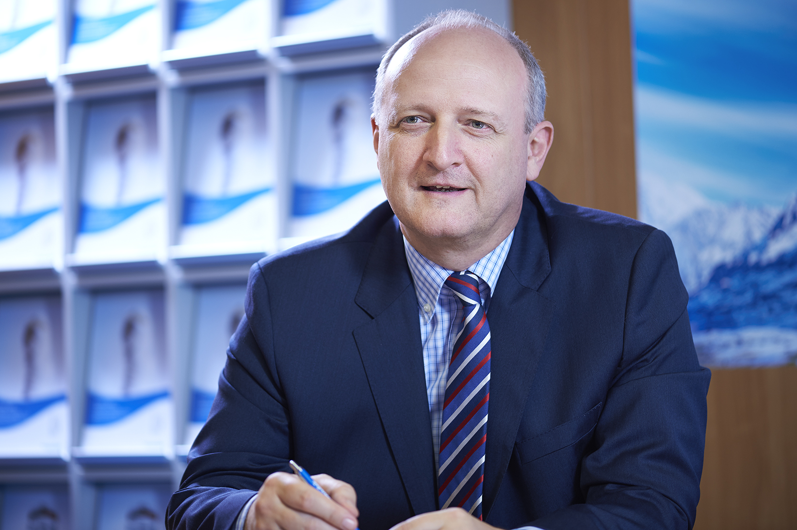 Werner Adler, Condair Group CMO'su